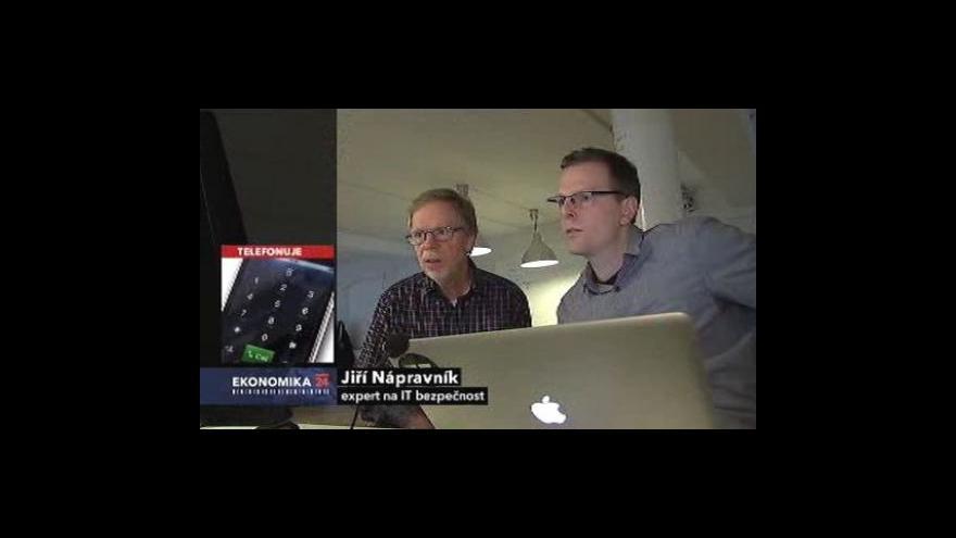 Video Komentář Jiřího Nápravníka
