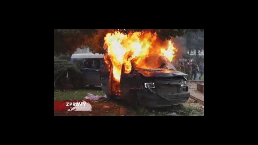 Video Opozice v Albánii chystá demonstraci