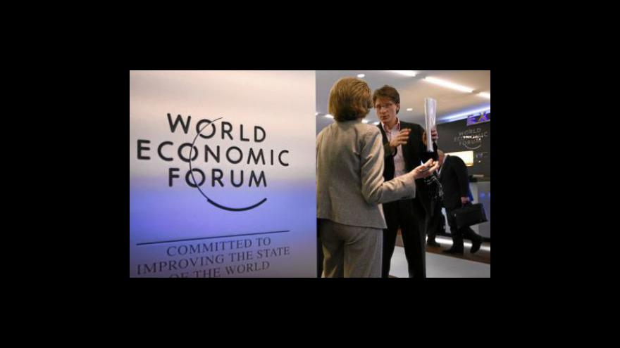 Video Davos den třetí