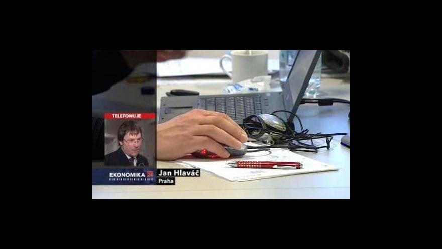 Video Telefonát Jana Hlaváče
