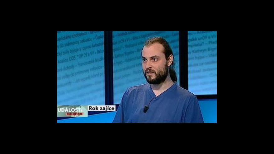 Video Rozhovor se Štěpánem Pavlíkem