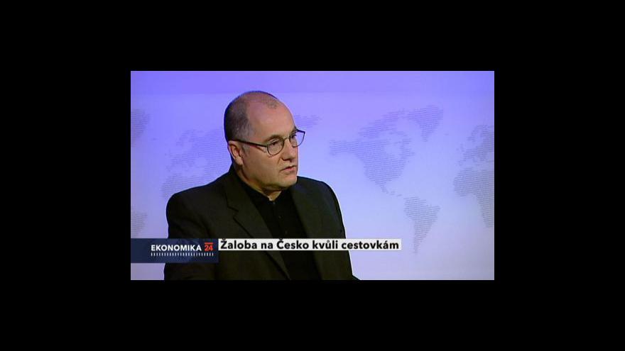 Video Rozhovor s Janem Papežem