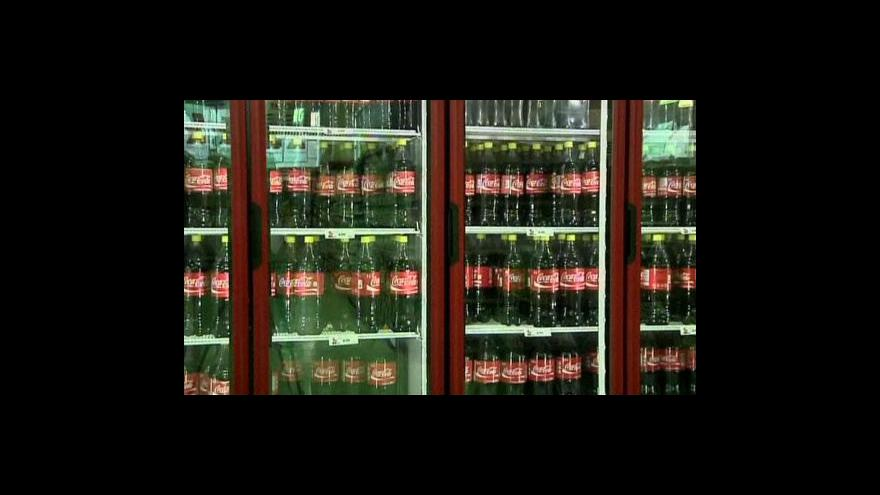 Video Drahá bolivijská Coca-cola