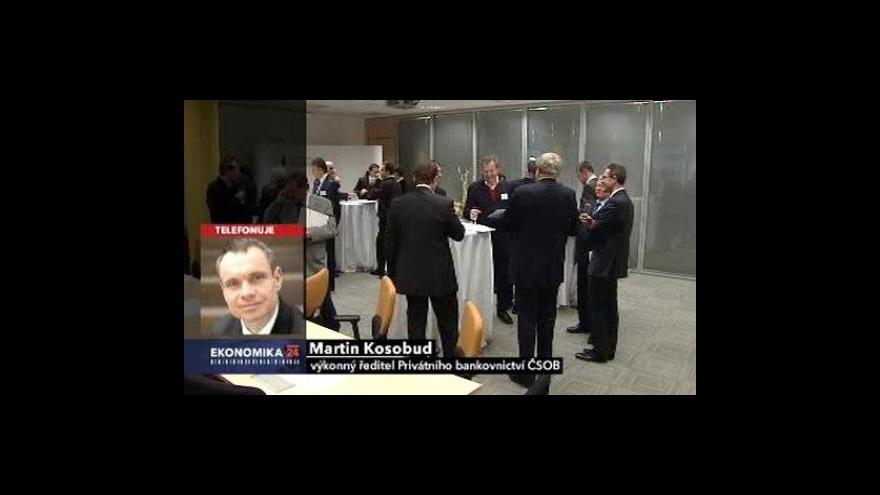 Video Telefonát Martina Kosobuda