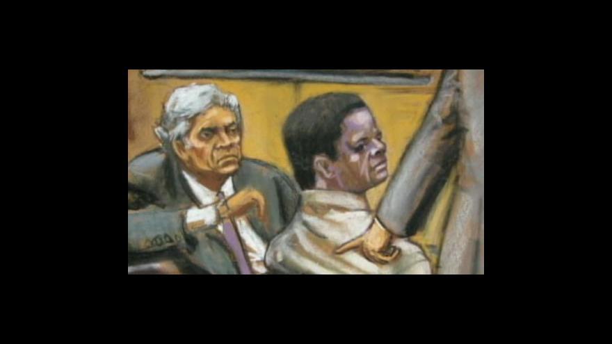 Video Ghailani před civilním soudem