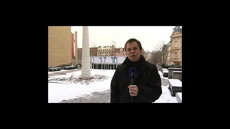 Video Reportáž Antonína Bruštíka