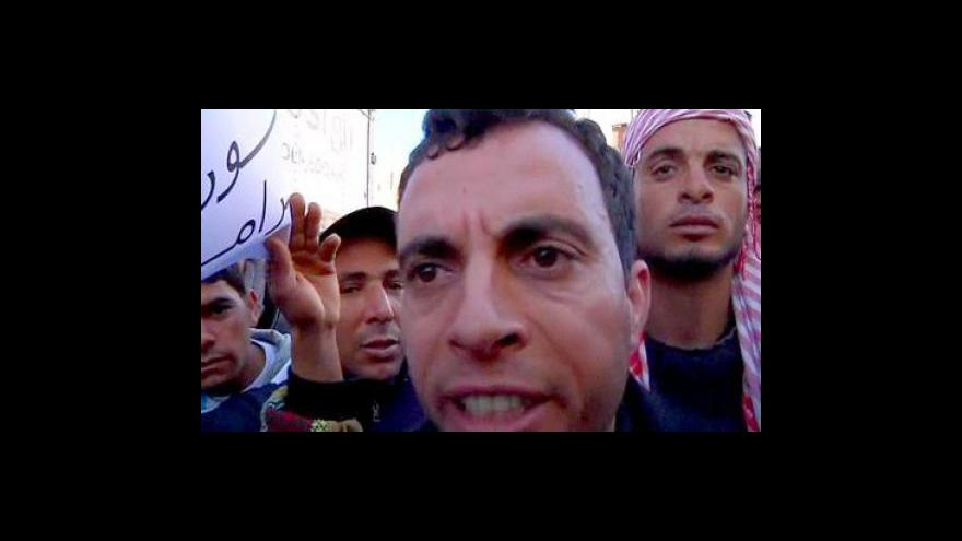 Video Tuniská revoluce nabírá na síle