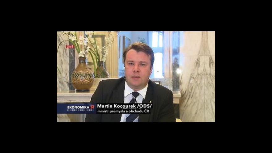 Video Komentář Martina Kocourka