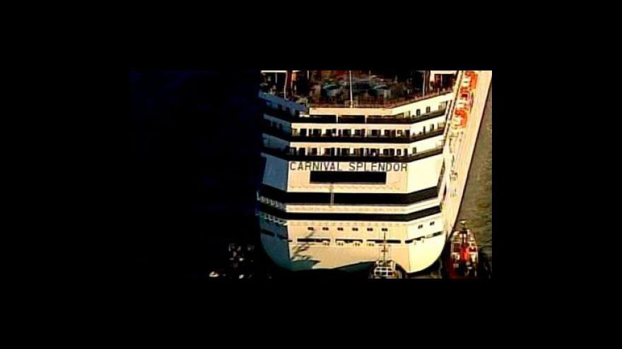 Video Zájem o zámořské plavby roste