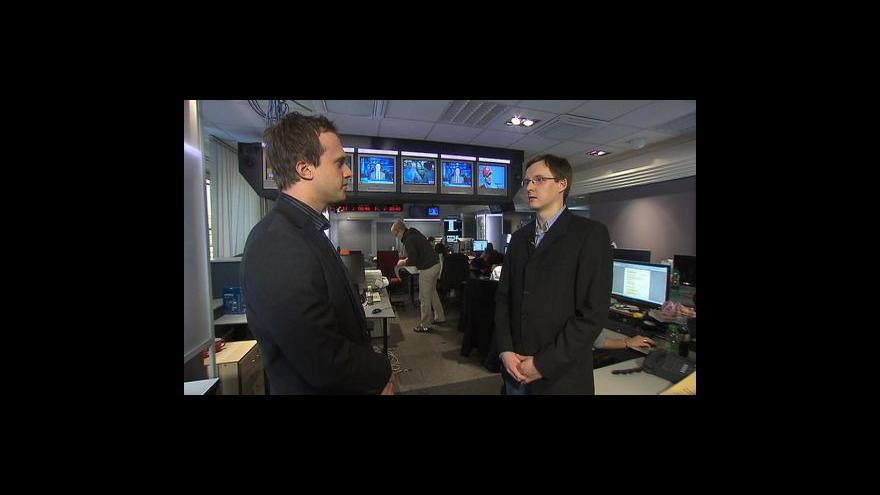 Video Rozhovor s Tomášem Cvrčkem