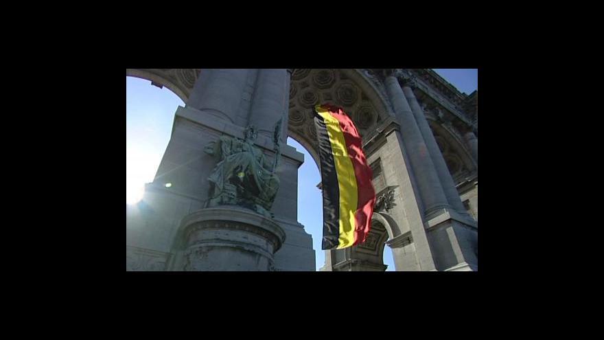 Video Belgičané zahájili kampaň proti bezvládí