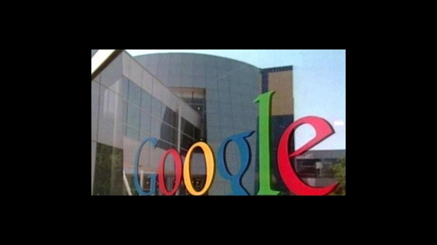 Video Střídání stráží v Googlu