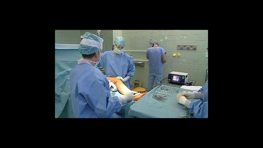 Video Sestry s odchody lékařů nesouhlasí