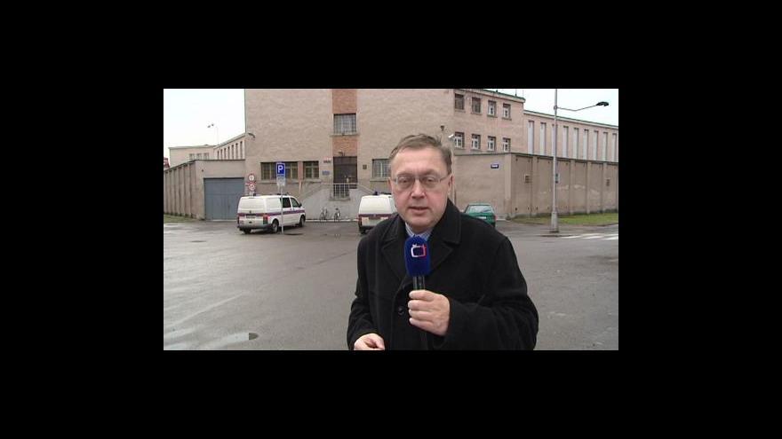 Video Reportáž Vlastimila Weinera a Terezy Baldové
