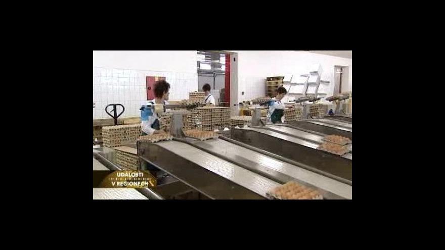 Video Německá vejce v Česku