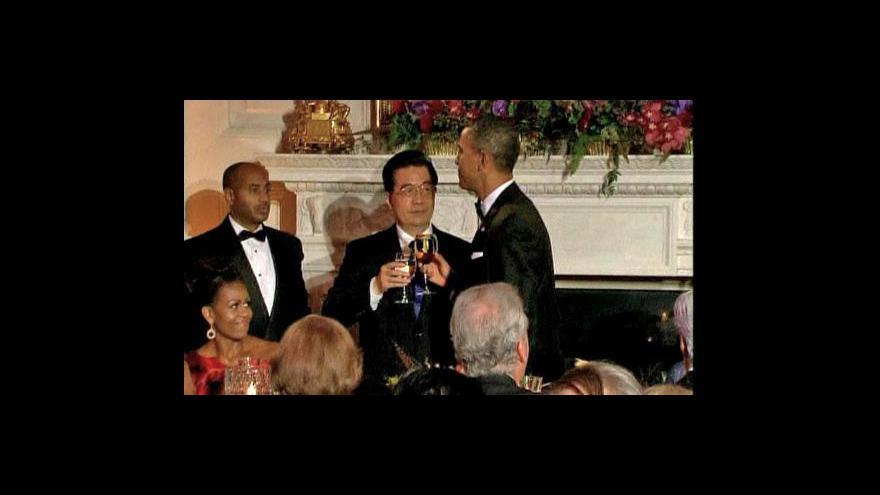 Video Navzdory rozdílům mají USA a Čína zájem na spolupráci