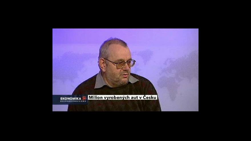 Video Rozhovor s Vladimírem Rybeckým