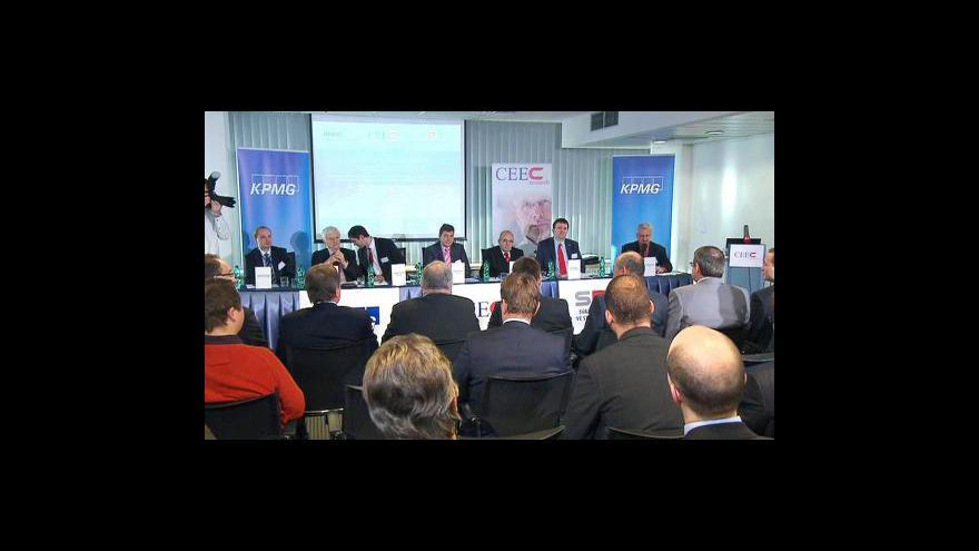 Video Vystoupení ministra Kamila Jankovského