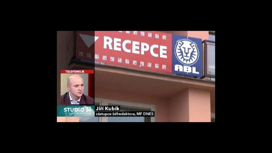 Video Rozhovor s Janem Kubíkem