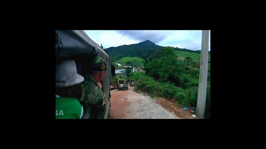 Video Reportáž o sesunech v Brazílii