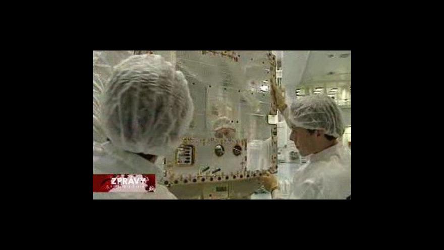 Video Evropská komise představí přípravy systému Galileo