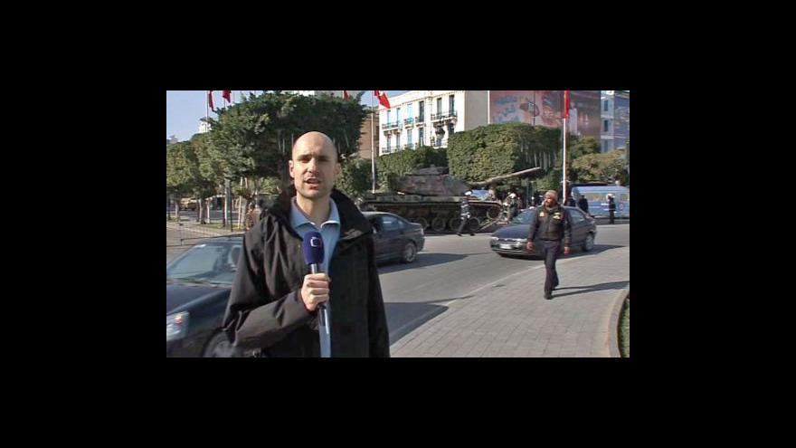 Video Reportáž a vstup Pavla Vondry
