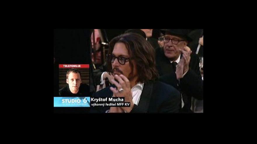 Video Telefonát Kryštofa Muchy