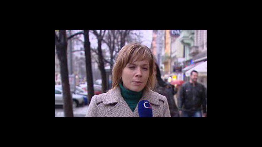Video Reportáž Mirky Vildové a Štěpánky Martanové