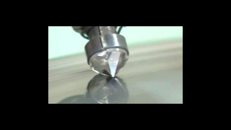 Video Diamant - krásný šperk i výhodná investice