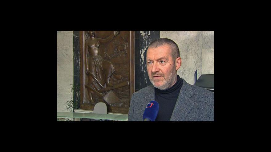 Video Rozhovor s Josefem Dubnem