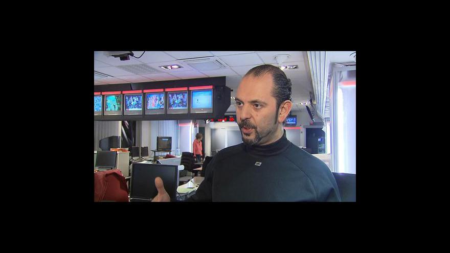 Video Rozhovor s Danielem Estulinem