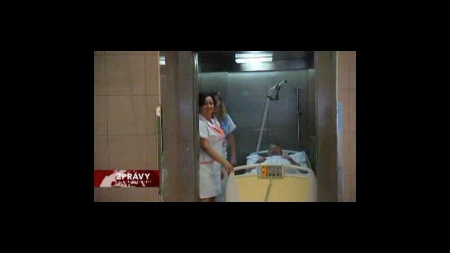 Video Svoboda s Hegerem a nemocnicemi projednají péči v Praze