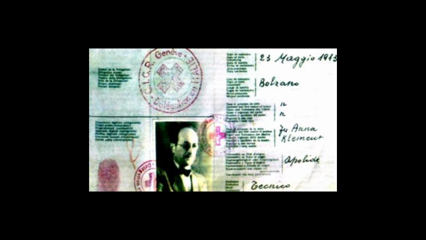 Video Němci znali Eichmannův úkryt