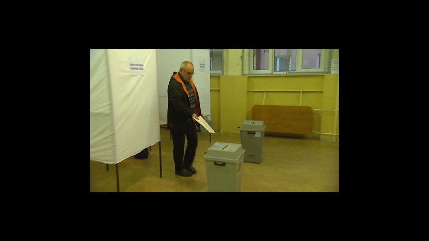 Video Výsledky opakovaných obecních voleb