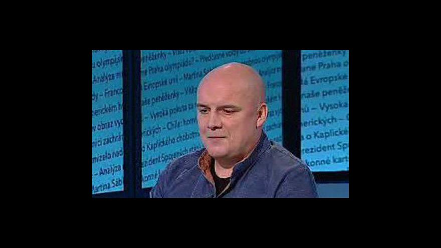 Video Rozhovor s Janem Čápem