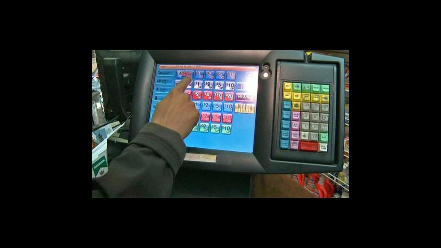 Video Rekordní výhra v americké loterii