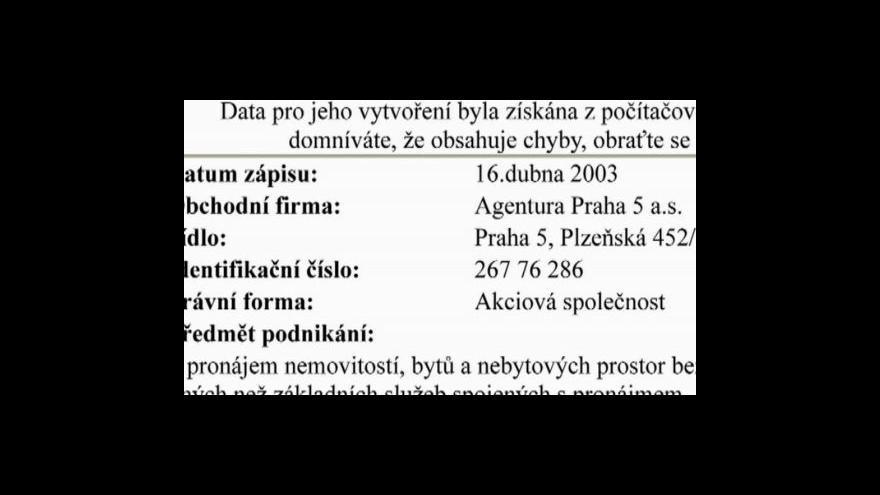Video Jančík vysvětlí svůj postup při prodeji pohledávek