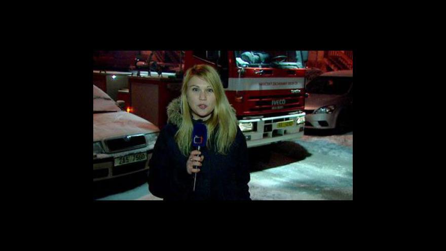 Video Střelba na Černém Mostě
