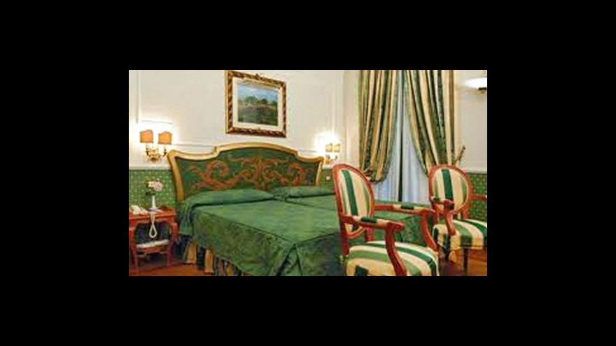 Video Ekonomická krize dolehla už i na návštěvníky Říma