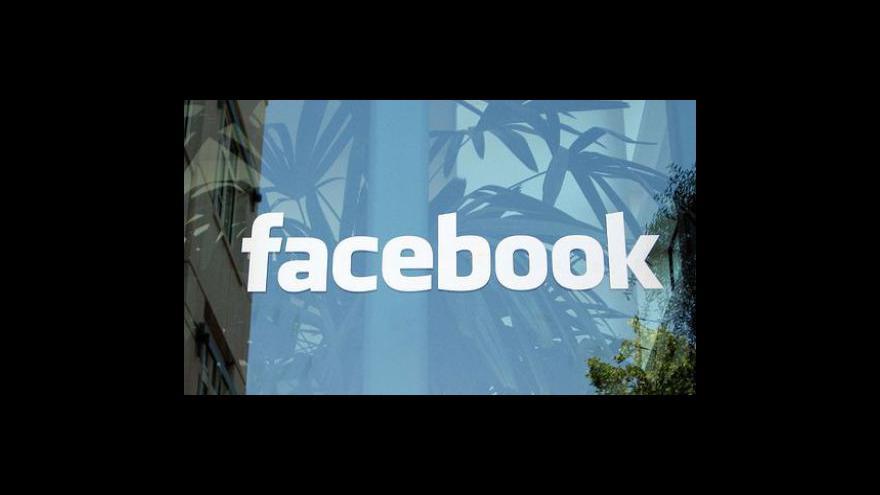 Video Facebook - nová internetová bublina