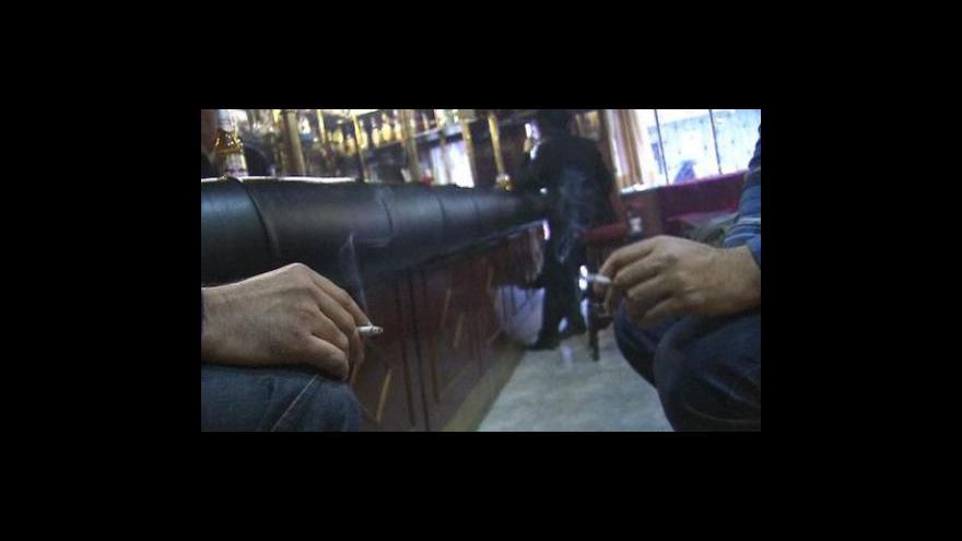 Video Ve Španělsku začal platit protikuřácký zákon