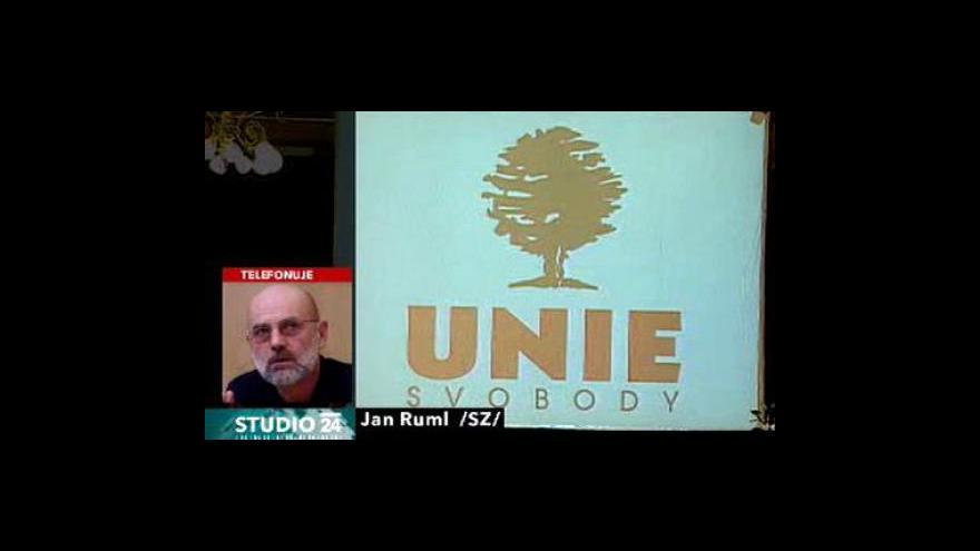 Video Rozhovor s Janem Rumlem