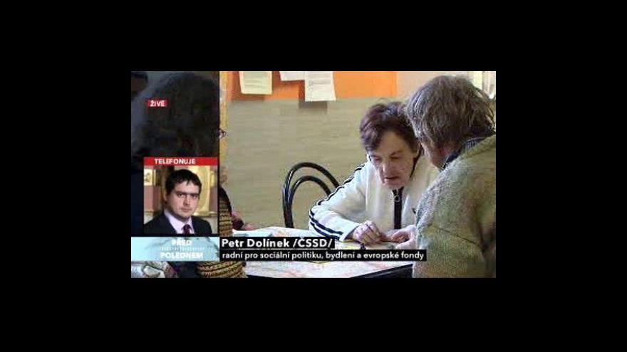 Video Rozhovor s Pavlou Vopelákovou a Petrem Dolínkem