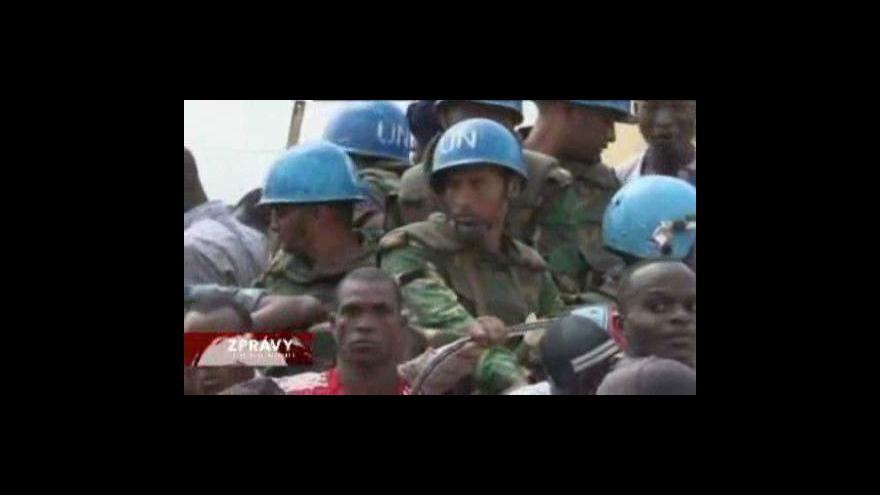 Video Státní televize jde ruku v ruce s Gbagbovou politikou