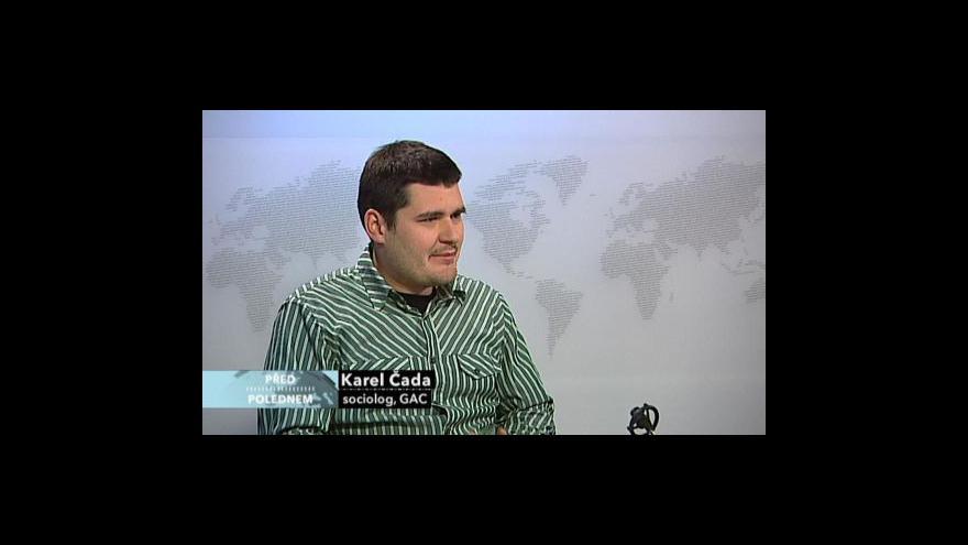 Video Sociolog Karel Čada o vzdělávání Romů