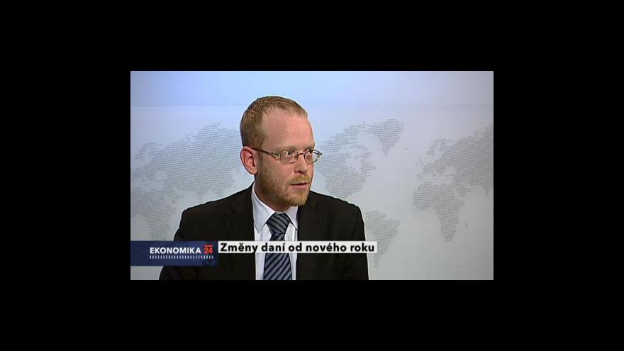 Video Rozhovor s Tomášem Pacovským