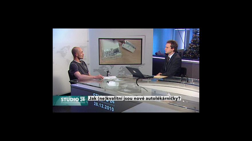 Video Rozhovor s Petrem Jansou a Barborou Zuchovou