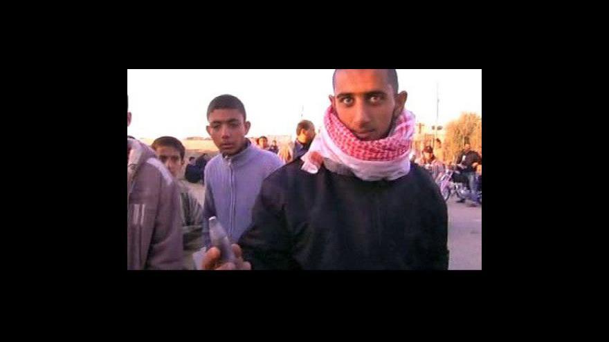 Video V Gaze je stále napětí na denním pořádku