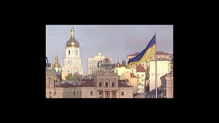 Video Hon na ukrajinské exministry
