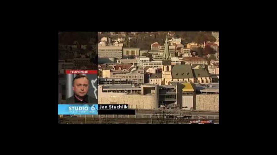 Video Jan Stuchlík informuje o anketě